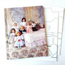 Three Best Friends Heirloom Doll Clothes
