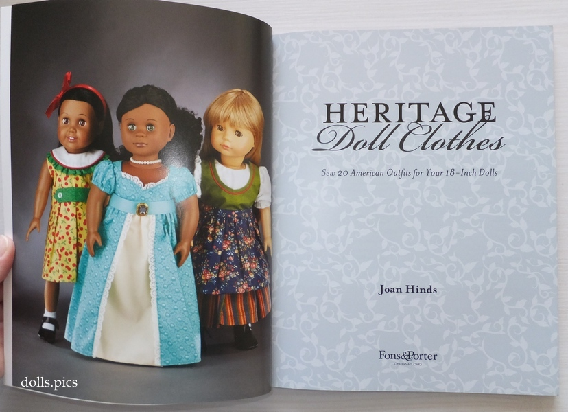 Heritage Doll Clothes