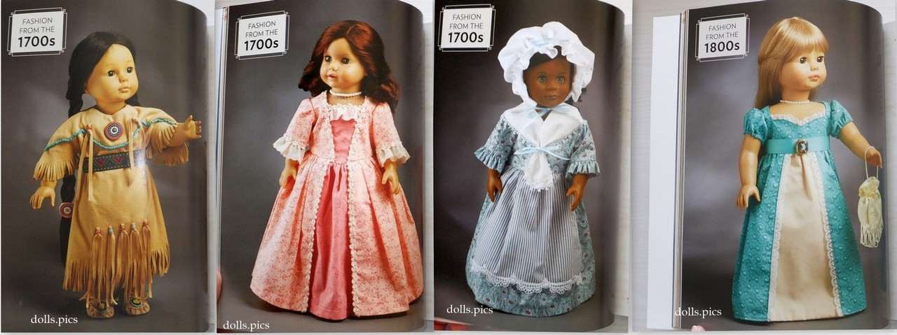 Heritage Doll Clothes11