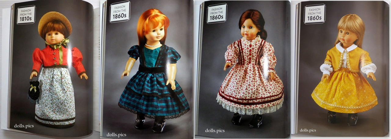 Heritage Doll Clothes22