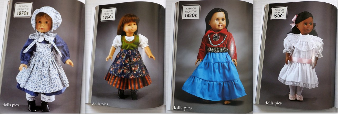 Heritage Doll Clothes33
