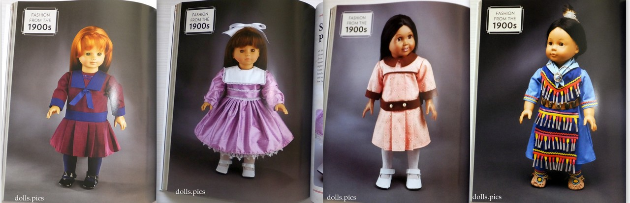 Heritage Doll Clothes44