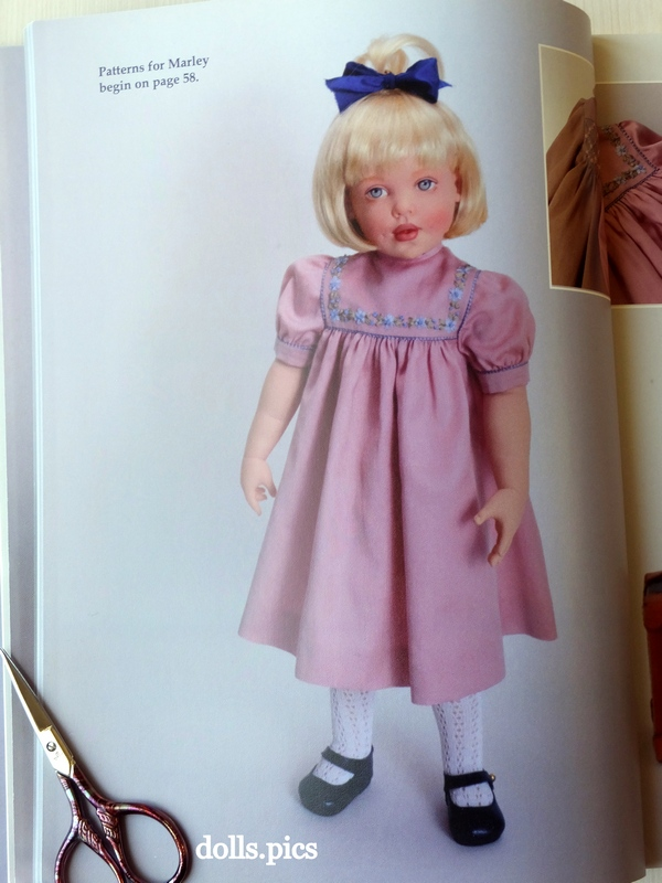 A Closetful of Doll Clothes
