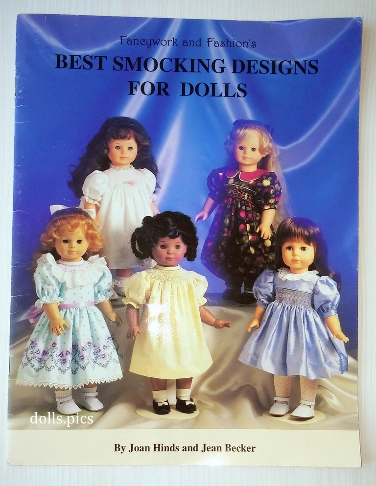 Best Smocking Designs for Dolls Paperback