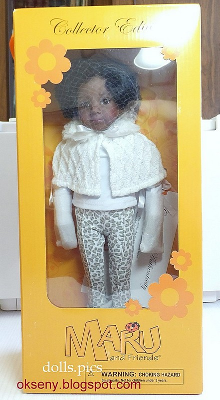 Halle mini pal dolls